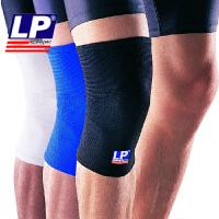 LP护膝篮球足球羽毛球运动护膝男女针织户外护具护套LP647