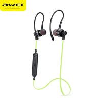 【正品包邮】Awei/用维 A990BL无线运动蓝牙耳机4.0 通用耳塞式迷你双入耳耳机