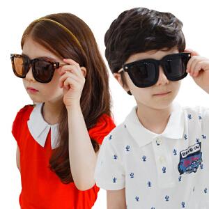kocotree儿童太阳镜男童男童女童墨镜正品学生个性小孩宝宝眼镜