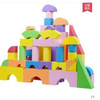 斯尔福EVA婴幼儿童海绵软体泡沫积木 安全无味食品级玩具