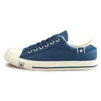 双星男款帆布鞋板鞋平底鞋休闲透气防滑耐磨低帮鞋2M4-90P