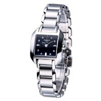 天梭 (TISSOT)手表 海浪系列石英女表T02.1.285.54