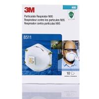 [当当自营]3M 8511CN N95防护口罩(10/盒)