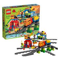 LEGO 乐高 duplo得宝系列 豪华火车套装 积木拼插儿童益智玩具 10508