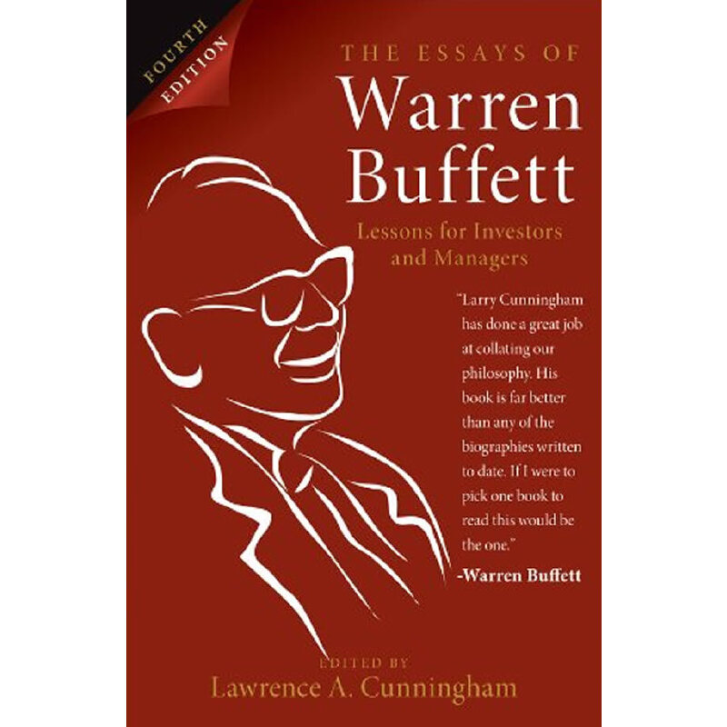 the essays of warren buffett by warren buffett pdf