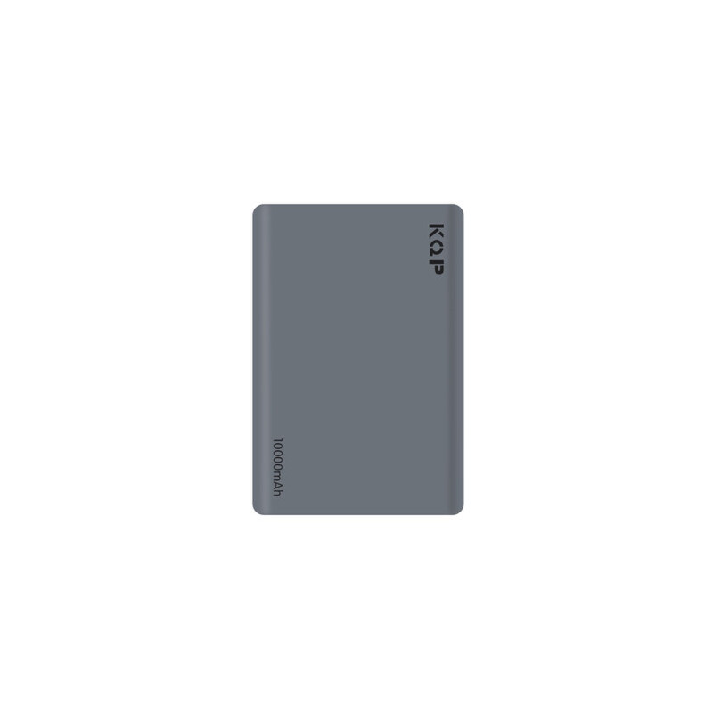 kqp k-58 移动电源 手机充电宝 移动充电宝 10000毫安大容量充电.