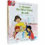 培生儿童英语分级阅读 第一级(16册图书 4张DVD动画光盘 1张CD-ROM 互动光盘 1套单词卡片)