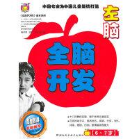 全脑开发.左脑.中国专家为中国儿童打造(6-7岁)配赠教具专家教学精华介绍