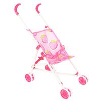 儿童手推车玩具女童女孩粉色娃娃过家家婴儿宝宝小推车玩具 AF25495