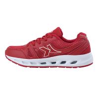 金帅威 网面大童女运动跑步鞋舒适网鞋休闲旅游鞋透气鞋