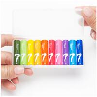 【正品行货】小米彩虹7号电池  10节七号 遥控器 玩具 家用通用碱性干电池 Xiaomi/小米