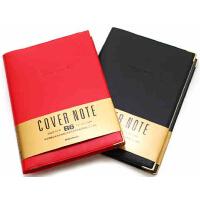日本 美乐麦 maruman 笔记本 记事本 皮质笔记本 中性纸张