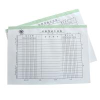 成文厚 记帐凭证汇总表 302-145 丙式-145-1 财务用品 票据 凭证凭单