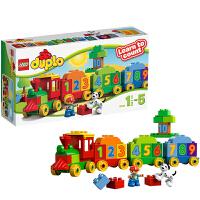[当当自营]LEGO 乐高 duplo得宝系列 数字火车 积木拼插儿童益智玩具 10558