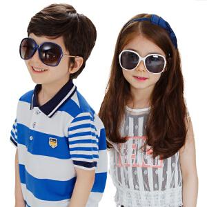 kocotree儿童太阳镜男童女儿童墨镜宝宝眼镜可爱偏光学生小孩眼镜