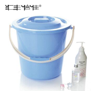 食品级塑料水桶 加厚