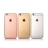 【包邮】Remax 苹果iphone6plus保护壳 晶莹手机套 透明硅胶软套