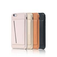 【包邮】Remax iphone6/6s手机壳创思皮套可插卡支架苹果6皮套4.7