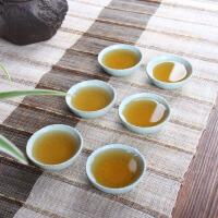 尚帝 汝窑可养开片茶杯六个装 功夫茶具BH2015-XM004