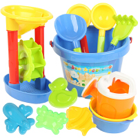 儿童沙滩玩具套装宝宝玩沙子挖沙漏铲子大号模型工具戏水玩具