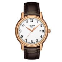 天梭(TISSOT)手表卡森系列石英男表 T085.410.36.012.00