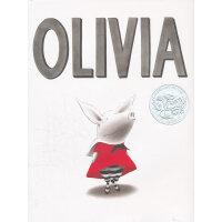 Olivia (Caldecott Honor Book) 奥莉薇(凯迪克银奖)9780689829536