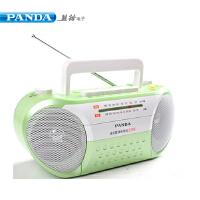 【当当自营】 熊猫(PANDA) F-136语言复读机收录机台式磁带磁带录音机收音机播放器播放机英语学习机