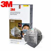3M口罩 9042 口罩 防毒口罩 防甲醛/防有机气体防PM2.5 25只装