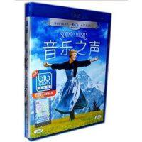 正版蓝光碟音乐之声蓝光高清碟1080P蓝光2BD50 DVD9电影3dvd碟片