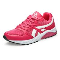 金帅威 女鞋时尚运动鞋新款透气网面跑步鞋轻便旅游休闲运动鞋