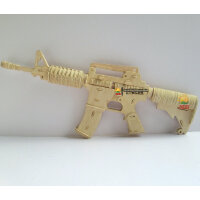 木质4dQ模1比3拼装木头仿真Q穿越火线cf武器步Q模型可拆卸玩具