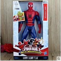 蜘蛛侠2 发声说话蜘蛛侠公仔 关节可动人偶玩具模型 20种声效
