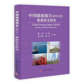 中国能源报告(2012能源安全研究)(精)