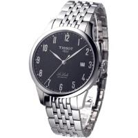 天梭(TISSOT)手表力洛克系列机械男表T41.1.483.52
