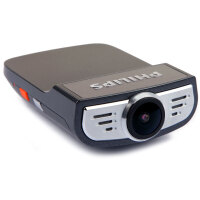 飞利浦CVR100汽车载行车记录仪高清夜视广角1080P迷你无线WIFI