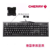 樱桃(Cherry)MX-BOARD 2.0 G80-3800 黑轴机械键盘 原装Cherry2.0机械键盘 全新盒装正品行货