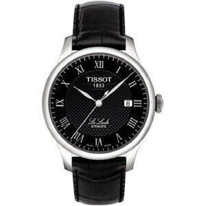 天梭 (TISSOT)手表 力洛克系列机械男表T41.1.423.53