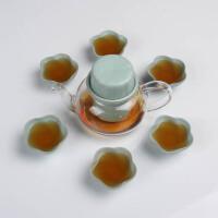 尚帝 7件汝窑红茶泡茶具组合 开片可养BH2015-XM082