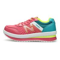 金帅威 新款网面鞋朝轻透气运动鞋女鞋时尚跑步鞋女旅游鞋