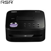 RSR DD515苹果手机蓝牙底座充电音响cd/dvd播放器iphone6/5s音箱