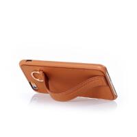 【包邮】Remax iPhone6创想支架手机套 皮质保护壳 iPhone6S创意手机皮套