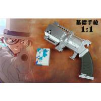 名侦探柯南手枪模型枪怪盗基德手枪可发射扑克模型玩具枪礼品礼物