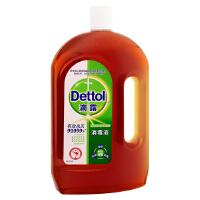 [当当自营] 滴露(Dettol)消毒液 1.2L 家居衣物消毒除菌液抑菌液