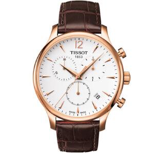 天梭(TISSOT)手表 俊雅系列石英男表T063.617.36.037.00