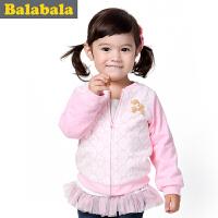 巴拉巴拉童装女童便服幼童儿童秋装