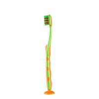 【当当自营】BABY COCCOLE宝贝可可丽 意大利原装进口儿童牙刷6+ 单支装 两色可选 宝宝/婴儿/儿童牙膏牙刷系列