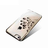 【包邮】Remax 晶钻iPhone6/6S 施华洛世奇彩钻手机壳 透明保护硬套