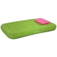 INTEX儿童空气床66801儿童彩色植绒充气床 儿童午休床便携床