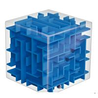 第一教室 3D立体迷宫魔方儿童玩具早教益智用品 开发智力 3-99岁,锻炼玩家思维能力,平衡及反应能力,培养耐心和毅力