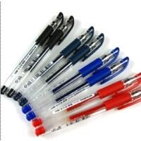 日本进口三菱UM-151 0.5MM中性笔 水笔 防水 防晒 签字笔红黑蓝色